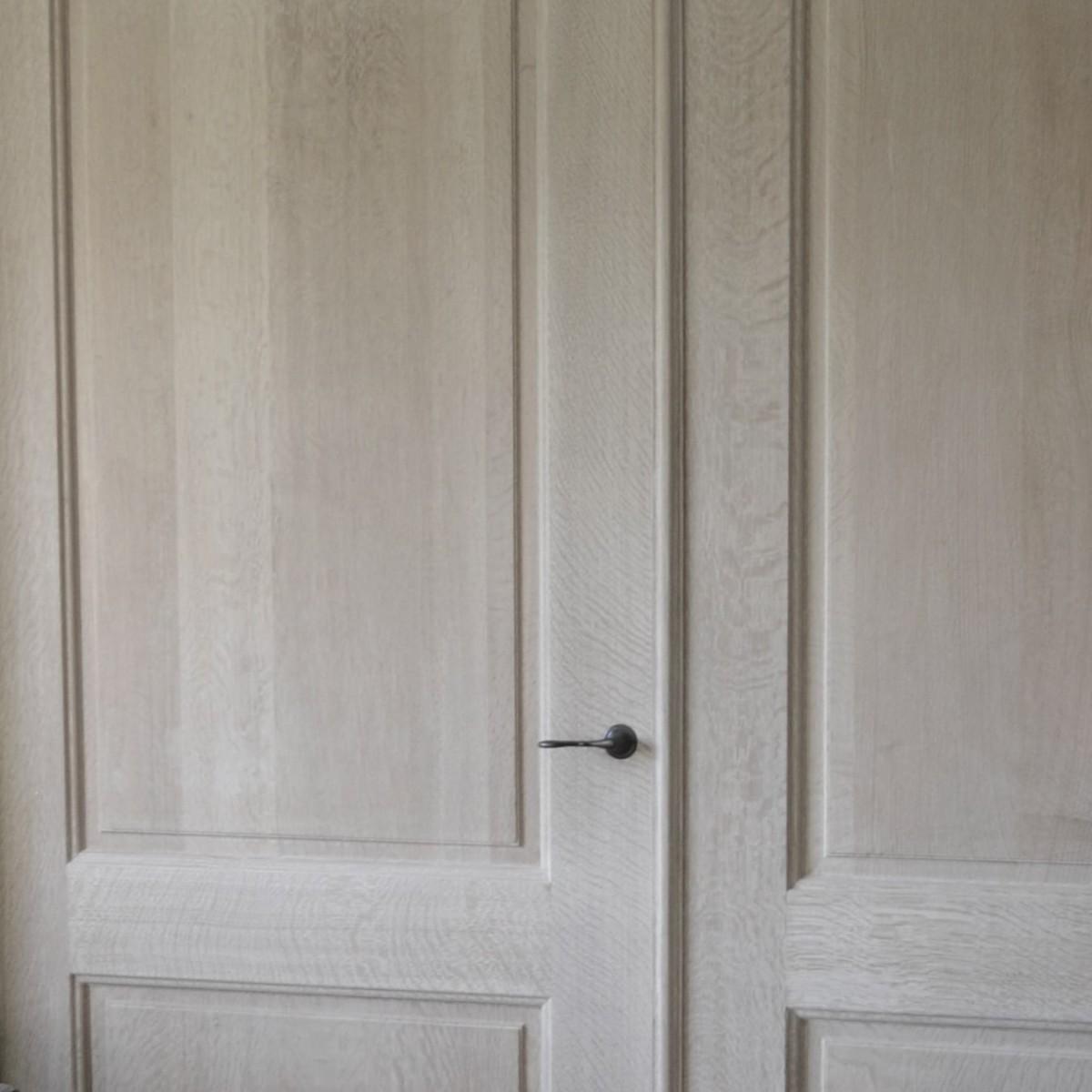 Bespoke door - Lefèvre Interiors Belgium